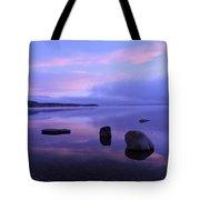 Lake Mcdonald Sunrise  Tote Bag