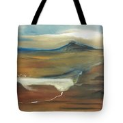 Lake Mead Tote Bag by Gregory Dallum