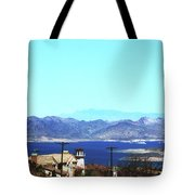 Lake Mead Las Vegas Tote Bag