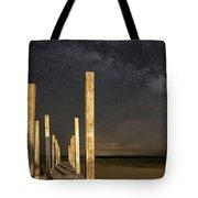 Lake Michigan Sky Tote Bag