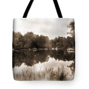 Lake Morris Tote Bag