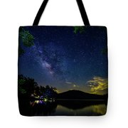 Lake Of Stars Tote Bag