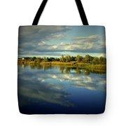 Lake Of The Clouds Tote Bag