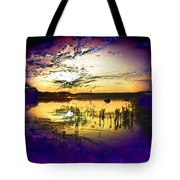 Lake Of The Sleeping Souls Tote Bag