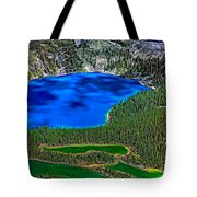 Lake O'hara Tote Bag