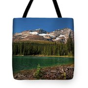 Lake O'hara, Yoho National Park Tote Bag