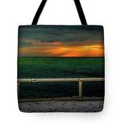 Lake Ontario Dawn Tote Bag