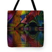 Lake Opalescence Tote Bag