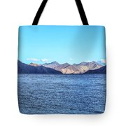 Lake Pangong Tote Bag