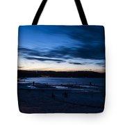 Lake Payette Tote Bag