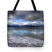 Lake Pend D'oreille At 41 South Tote Bag