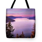 Lake Pend Oreille 2 Tote Bag