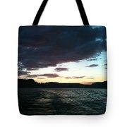 Lake Powell Sunset Tote Bag