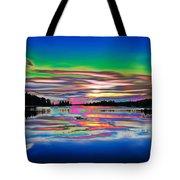 Lake Reflections 3 Tote Bag