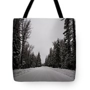 Lake Road Tote Bag