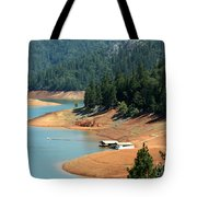Lake Shasta Tote Bag