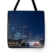 Lake Shore Drive Chicago Tote Bag