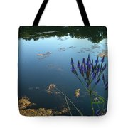 Lake Side Tote Bag