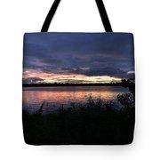 Lake Sky Tote Bag