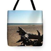Lake Superior Driftwood Tote Bag