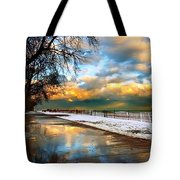 Lake Sure Tote Bag