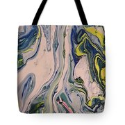 Lake Swirl 3 Tote Bag