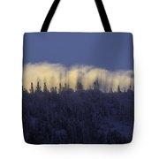 Lake Tahoe Sunsrise Tote Bag