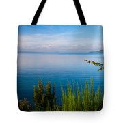 Lake Taupo Tote Bag