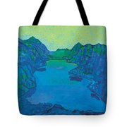 Lake Thun Tote Bag