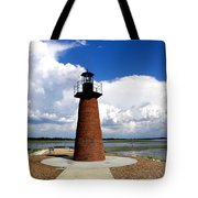 Lake Toho Lighthouse Tote Bag