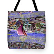Lake Union Sail Tote Bag