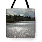 Lake Waccamaw II Tote Bag