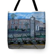 Lake Wales Florida Mural Tote Bag