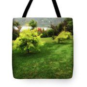 Lake Waramaug Bloom Tote Bag