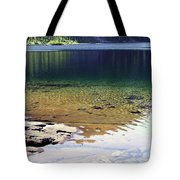 Lake Washington  Tote Bag