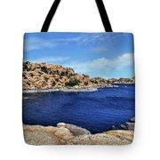 Lake Watson At The Dells 1 - Prescott, Arizona Tote Bag