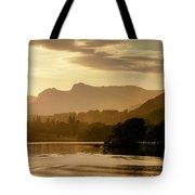Lake Windermere Two Tote Bag