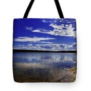 Lake Wollumboola Memories  Tote Bag