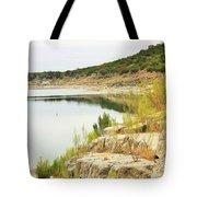 Lake032 Tote Bag
