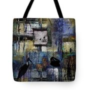 Lakeshore At Dawn Tote Bag