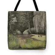 Lakeside At Mountain Playhouse Tote Bag