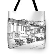 Lakeside. Barry Tote Bag