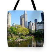 Lakeside Beauty Tote Bag