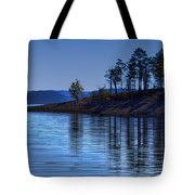 Lakeside-beavers Bend Oklahoma Tote Bag