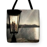 Lakeside Lantern Tote Bag