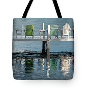 Lakeside Living Tote Bag