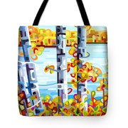 Lakeside Tote Bag