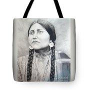 Lakota Woman Tote Bag