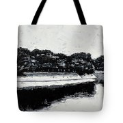 Lal Bagh Lake 4 Tote Bag