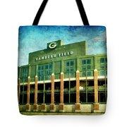 Lalalalala Lambeau Tote Bag